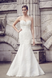 Paloma Blanca Wedding Dress 4557