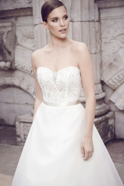 Paloma Blanca Wedding Dress 4558