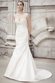 Paloma Blanca Wedding Dress 4559
