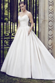 Paloma Blanca Wedding Dress 4562