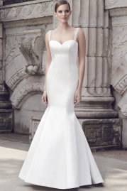 Paloma Blanca Wedding Dress 4563