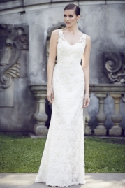 Paloma Blanca Wedding Dress 4567