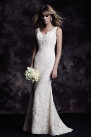 Paloma Blanca Wedding Dress 4601