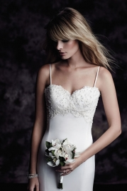 Paloma Blanca Wedding Dress 4602