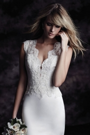 Paloma Blanca Wedding Dress 4616