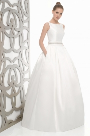 Pepe Botella Wedding Dress Style 493