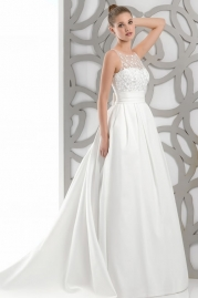 Pepe Botella Wedding Dress Style 495