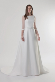 Pepe Botella Wedding Dress Style 496