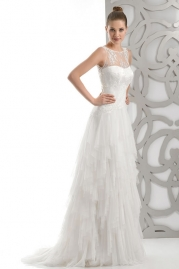 Pepe Botella Wedding Dress Style 535