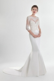 Pepe Botella Wedding Dress Style 537