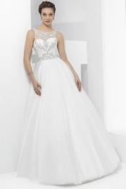 Pepe Botella Wedding Dress Style 553