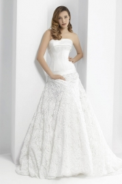 Pepe Botella Wedding Dress Style 563