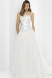 Pepe Botella Wedding Dress Style 573
