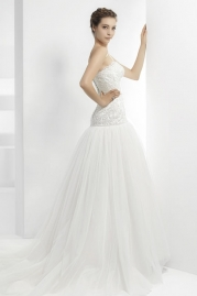 Pepe Botella Wedding Dress Style 574