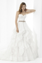 Pepe Botella Wedding Dress Style 580