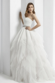 Pepe Botella Wedding Dress Style 581