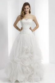 Pepe Botella Wedding Dress Style 584