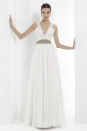 Pepe Botella Wedding Dress Style 587