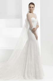 Pepe Botella Wedding Dress Style 591