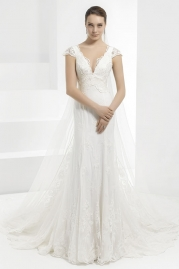 Pepe Botella Wedding Dress Style 593
