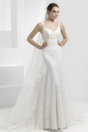 Pepe Botella Wedding Dress Style 594