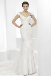 Pepe Botella Wedding Dress Style 595