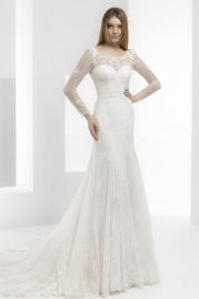 Pepe Botella Wedding Dress Style 596