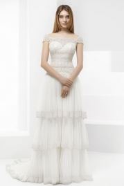 Pepe Botella Wedding Dress Style 598