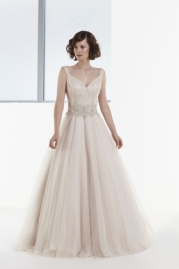 Phil Collins Wedding Dress PC3402