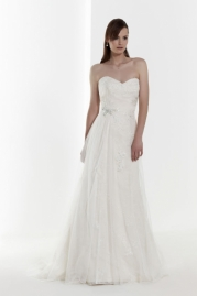 Phil Collins Wedding Dress PC3417