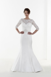 Phil Collins Wedding Dress PC4850