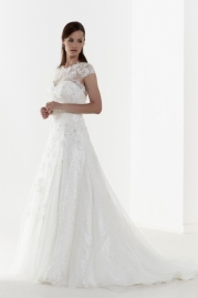 Phil Collins Wedding Dress PC4851