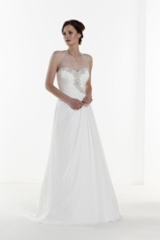 Phil Collins Wedding Dress PC4852