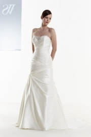 Phil Collins Wedding Dress PC4853
