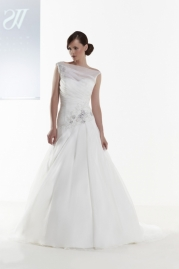 Phil Collins Wedding Dress PC4855