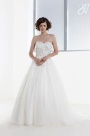 Phil Collins Wedding Dress PC4857