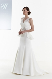 Phil Collins Wedding Dress PC4860