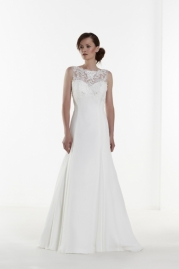 Phil Collins Wedding Dress PC4861