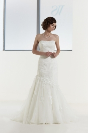 Phil Collins Wedding Dress PC4863