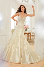 Sophia Tolli Wedding Dress Y11551 Swan