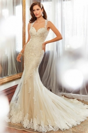 Sophia Tolli Wedding Dress Y11554 Robin