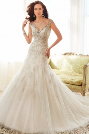 Sophia Tolli Wedding Dress Y11555 Caracara