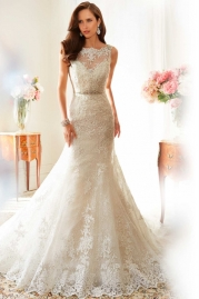 Sophia Tolli Wedding Dress Y11561