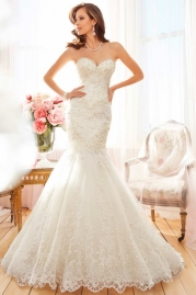 Sophia Tolli Wedding Dress Y11564