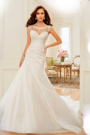 Sophia Tolli Wedding Dress Y11568