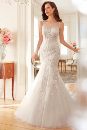 Sophia Tolli Wedding Dress Y11572