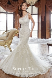 Sophia Tolli Wedding Dress Y21501