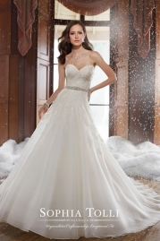 Sophia Tolli Wedding Dress Y21503