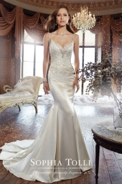 Sophia Tolli Wedding Dress Y21510