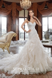 Sophia Tolli Wedding Dress Y21511